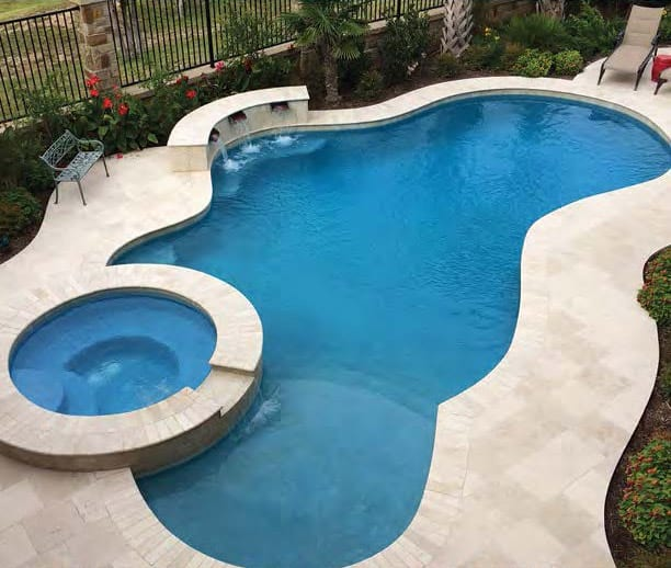 Ceramic and Porcelain Tile Finishes| Inground Pool Contractor in Bath, OH